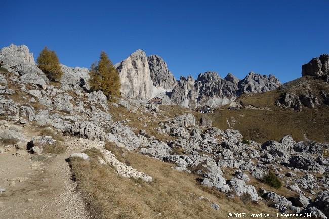 Klettersteig Rotwand : Masaré und rotwand klettersteig im rosengarten