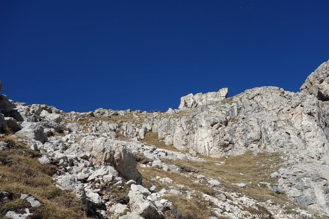 Klettersteig Rotwand : Klettersteig rotwand masaré tour